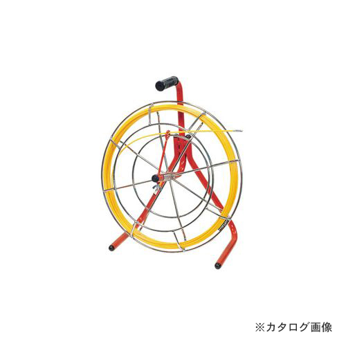 Professional mate PROMATE supermarket yellow FRP rod (φ 4 5mm *30m) E-4101R