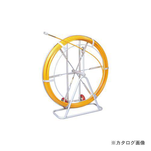 【運賃見積り】【直送品】プロメイト PROMATE スーパーイエロー FRPロッド(φ9mm×300m) E-4133R