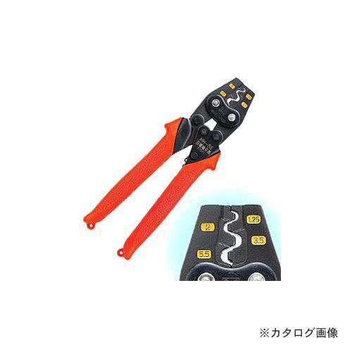 Marvel Crimping Tool Hand Press Naked Crimp Terminal ・ for
