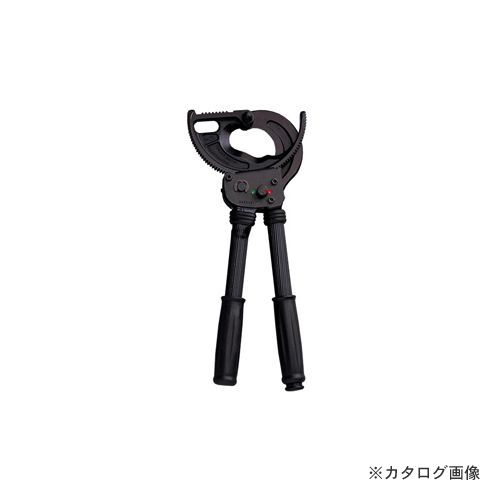 マーベル MARVEL ラチェットケーブルカッター(銅線専用) KS-62HD