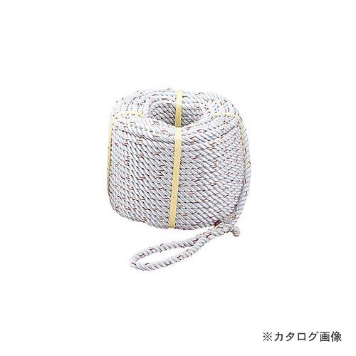 プロメイト PROMATE 電動ウインチ用ナイロンロープ(ミッ打ち) R-1410N