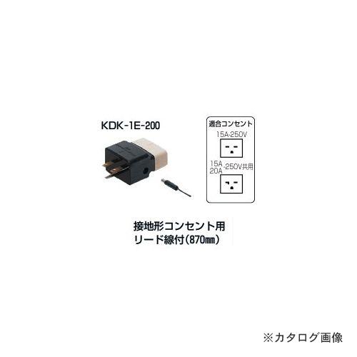 供未来工业MIRAI OK查对者使用的适配器KDK-1E-200