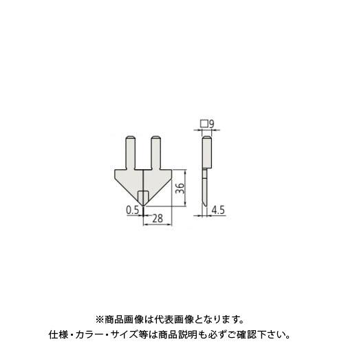 ミツトヨ Mitutoyo ノギス M形測定子/左 07CAA045