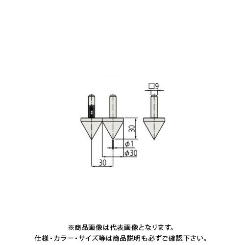 ミツトヨ Mitutoyo ノギス 穴ピッチ測定子 07CZA039
