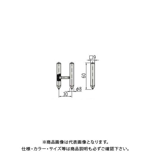 ミツトヨ Mitutoyo ノギス ケガキ用測定子/右 07CZA042