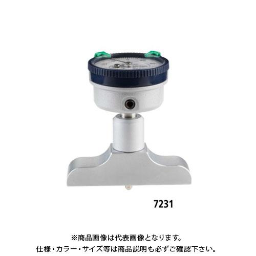 ミツトヨ Mitutoyo ダイヤルデプスゲージ 7231