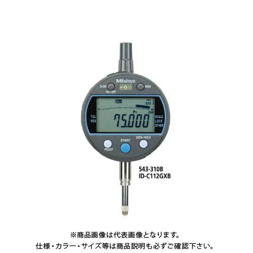 ミツトヨ Mitutoyo シリンダーゲージ専用デジマチックインジケータ (543-310B) ID-C112GXB