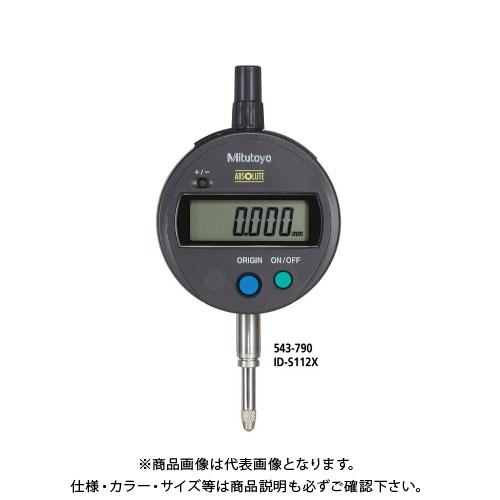 ミツトヨ Mitutoyo ABSデジマチックインジケータ (543-790) ID-S112X