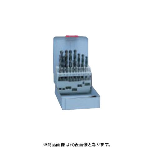 ナチ NACHI 鉄工用ドリル 19本セット SET19
