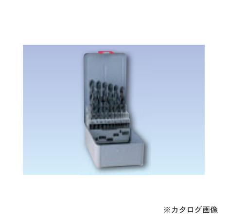 ナチ NACHI 鉄工用ドリル 25本セット SET25
