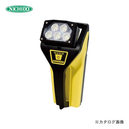 日動工業 充電式LEDワークランタン フラット BAT-WL15F