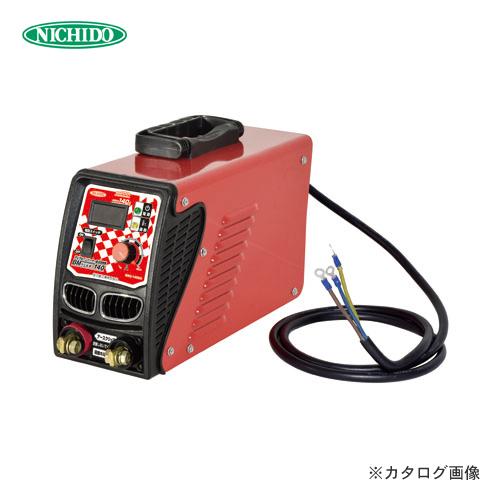 【日動工業大決算セール】日動工業 単相200V専用 140A デジタル表示タイプ 溶接機 BM2-140DA