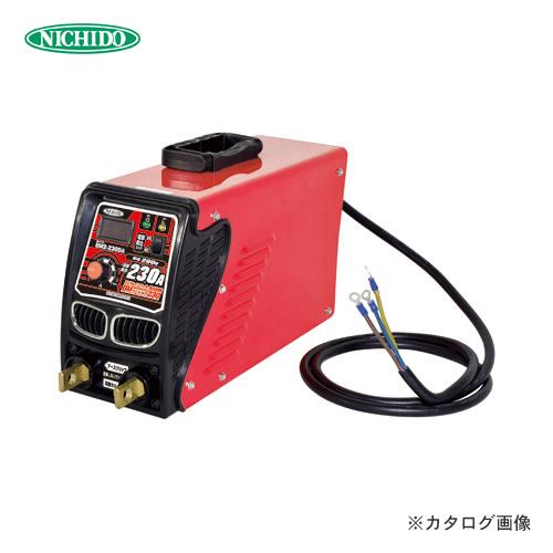 【日動工業大決算セール】日動工業 単相200V専用 230A デジタル表示タイプ 溶接機 BM2-230DA