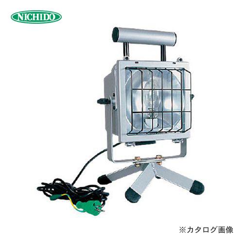 【直送品】日動工業 メタハラ175W 床スタンド仕様 60Hz MHN-175S-60Hz