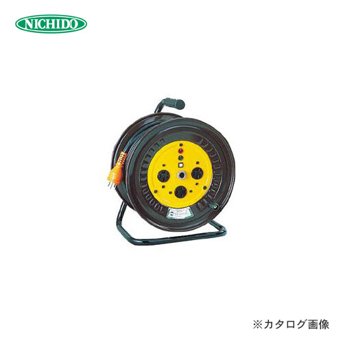 日動工業 三相200V 一般型 電工ドラム (20m) ND-E320-20A