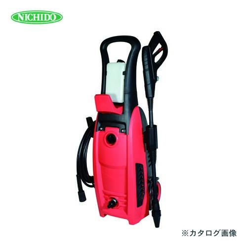 【お買い得】日動工業 高圧洗浄機 ジェットクリーナー 110Bar NJC110-10M 【ウィンターセール】