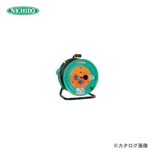 売り出し 日動工業 世界の人気ブランド 電工ドラム 防雨防塵型100Vドラム NW-E33 アース付 30m