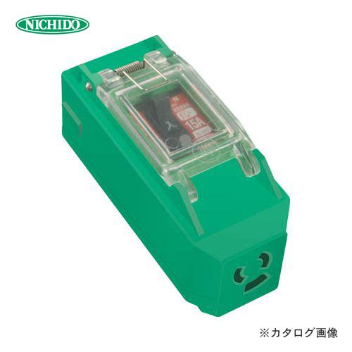 日動工業 プラコンインポッキンブレーカ 完全送料無料 訳ありセール 格安 過負荷 PIPB-EK-N 漏電保護兼用