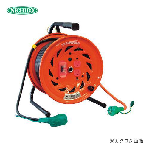 日動工業 100V びっくリール (延長コード型) RND-EK30S