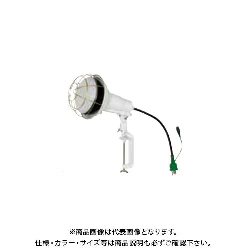 日動工業 ハイスペック エコビックLED投光器 50W ワイド 5m ポッキン付 TOL-E5005J-50K