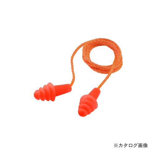 大中産業 クアトロソフト耳栓 100組入 コード付き EP-511