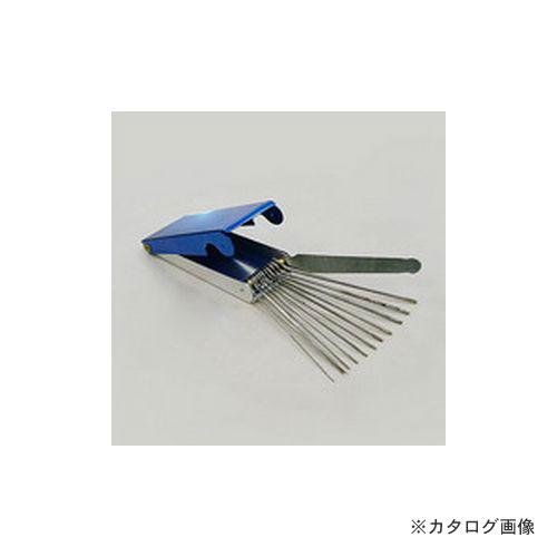 大中産業 [50個入] 掃除針 収納ケース付き 1003