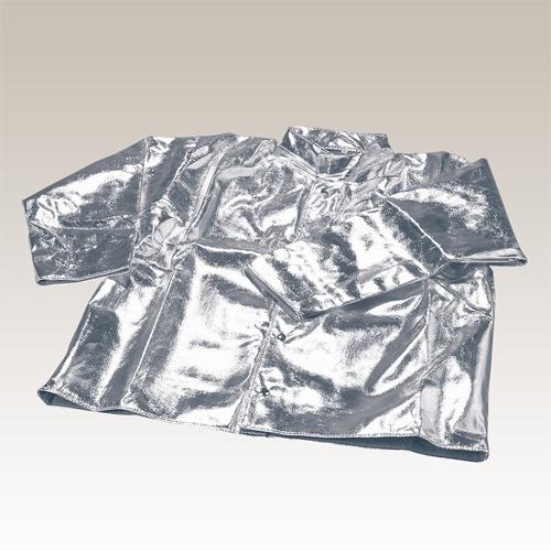 大中産業 アルミ作業服上衣 3Lサイズ SK-JK1
