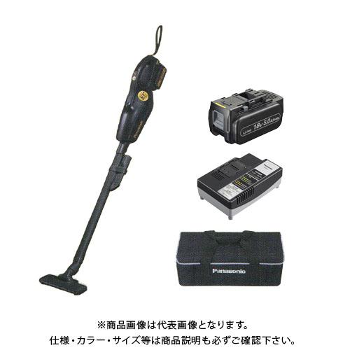 【台数限定】パナソニック Panasonic 工事用充電クリーナー 18V ソフトケース+充電器+電池パック付 EZ37A3LJ1GT1