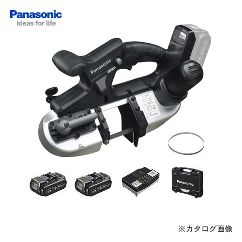 パナソニック Panasonic EZ45A5LJ2F-B 14.4V 5.0Ah バンドソー