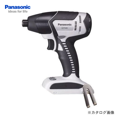 パナソニック Panasonic EZ7545X-B 14.4V 充電式オイルパルスインパクトドライバー 本体のみ
