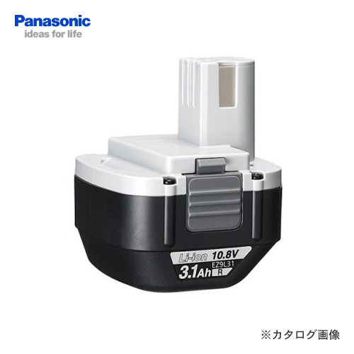 パナソニック Panasonic EZ9L31 10.8V 3.1Ah リチウムイオン電池パック Rタイプ