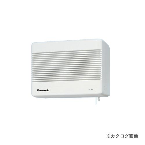 【納期約3週間】パナソニック Panasonic 気調換気扇いきいきファン FY-12ZH1-W