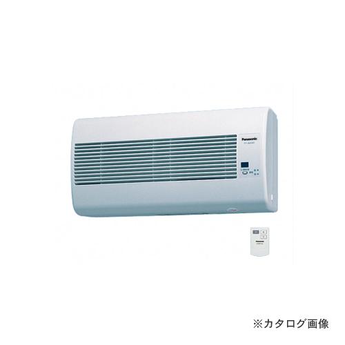 【納期約3週間】パナソニック Panasonic 気調換気扇(壁掛け熱交)1パイプ方式 FY-16ZGB1-W
