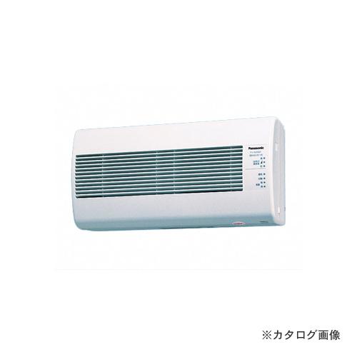 【納期約3週間】パナソニック Panasonic 気調換気扇(壁掛け熱交)1パイプ方式 FY-16ZGQ1-W