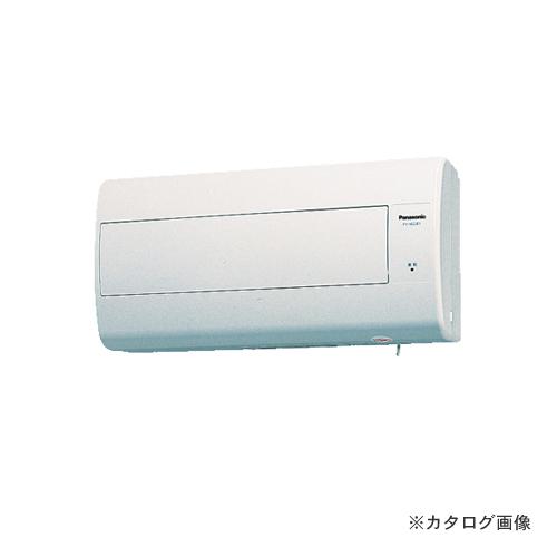 【納期約3週間】パナソニック Panasonic 気調換気扇(壁掛け熱交)1パイプ方式 FY-16ZJE1-W