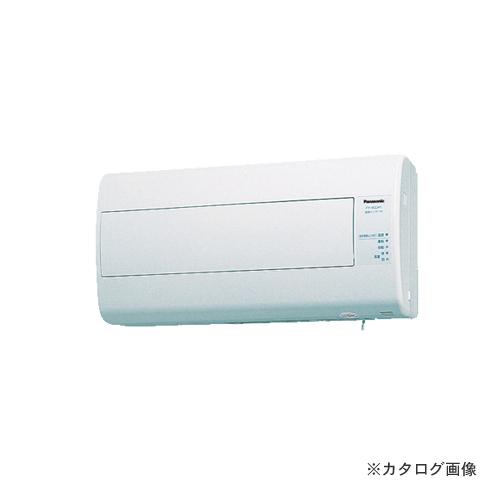 【納期約3週間】パナソニック Panasonic 気調換気扇(壁掛け熱交)1パイプ方式 FY-16ZJH1-W