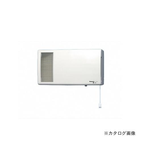 Panasonic 気調換気扇(壁掛熱交・2パイプ式) FY-17ZH3-W 【納期約3週間】パナソニック