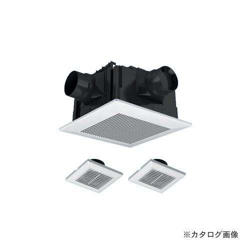【納期約3週間】パナソニック Panasonic 天埋換気扇(樹脂)3室用・ルーバーセット FY-32CDT7