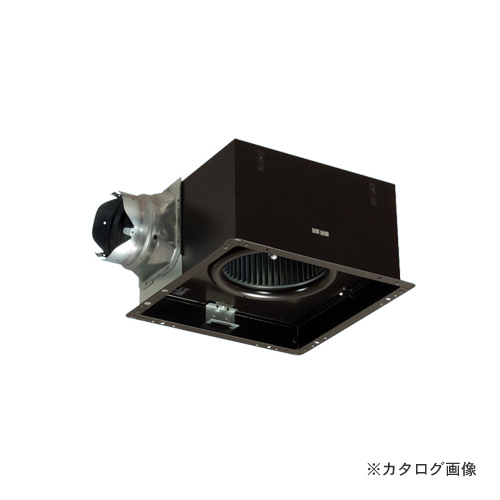 【納期約3週間】パナソニック Panasonic 天埋換気扇(鋼板)ルーバー別売・風量切替 FY-38BKA7
