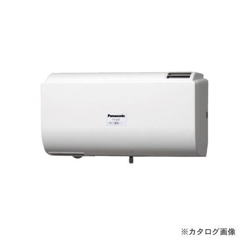 【納期約2週間】パナソニック Panasonic Q-hiファン自動運転形(6畳用) FY-6AT-W
