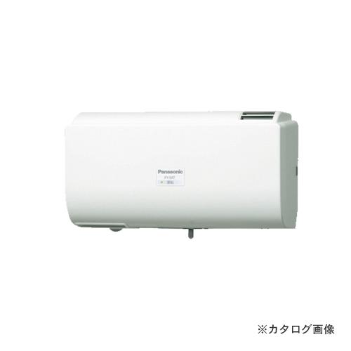 【納期約2週間】パナソニック Panasonic Q-hiファン自動運転形(8畳用) FY-8AT-W