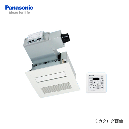 【直送品】【納期約2週間】パナソニック Panasonic ミスト機能付電気式バス換気乾燥機(1室用) FY-28US3