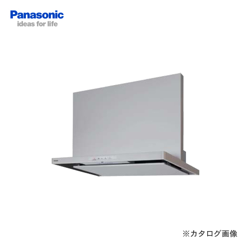 【直送品】【納期約2週間】パナソニック Panasonic レンジフード「スマートスクエアフード」 FY-6HTC4-S
