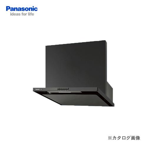【直送品】【納期約2週間】パナソニック Panasonic レンジフード「スマートスクエアフード」 FY-7HZC4-K