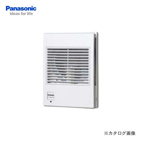 【納期約2週間】パナソニック Panasonic 給気電動シャッタ-(防火ダンパー付タイプ) FY-DQSA73BLK