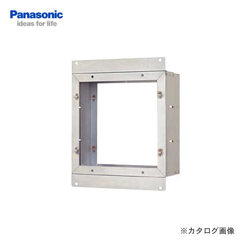 【納期約3週間】パナソニック Panasonic 有圧換気扇取付枠 FY-KCX25