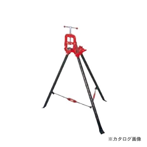 レッキス工業 REX 鋼管用パイプバイス 脚付バイス VL1 1201VL
