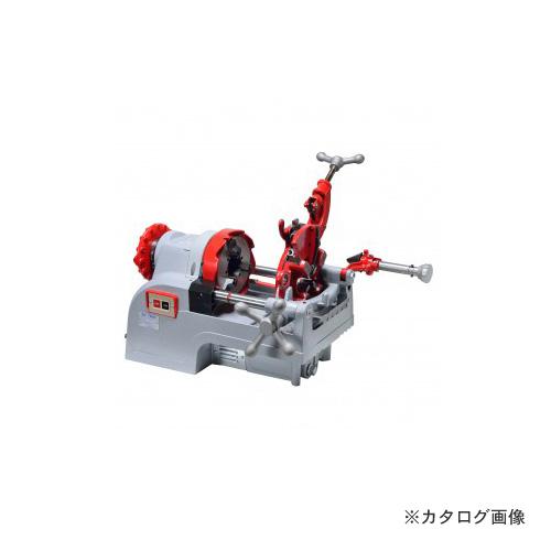 【直送品】レッキス工業 REX 210300 F50A パイプマシン(手動切上)