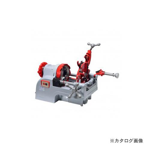 【直送品】レッキス工業 REX 210312 F50AZ パイプマシン本体のみ
