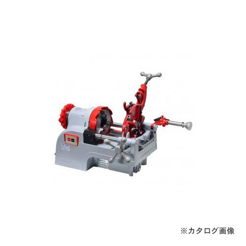 【直送品】レッキス工業 REX 210315 F50A3 パイプマシン(自動切上)